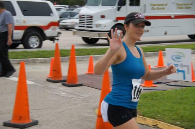 Katie Run start
